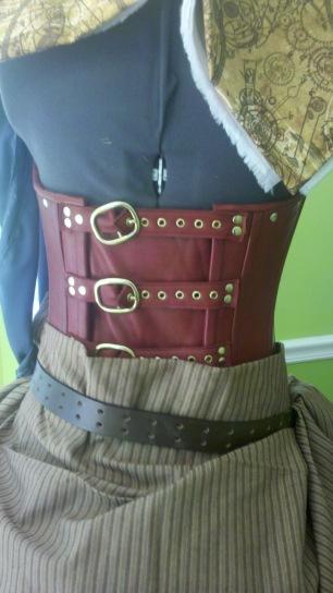 corsetback
